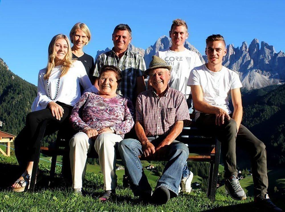 Pineiderhof Villnöss - Familie Obexer