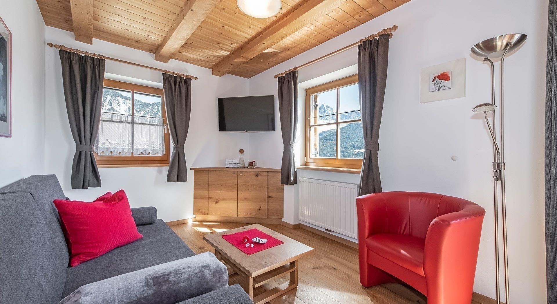 Ferienwohnungen in Villnöss Südtirol