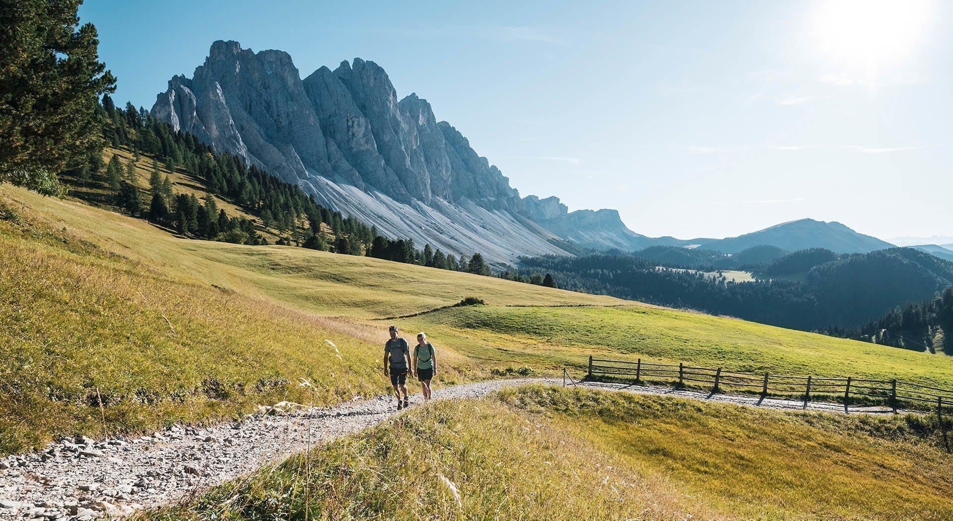 Sommerurlaub in Villnöss