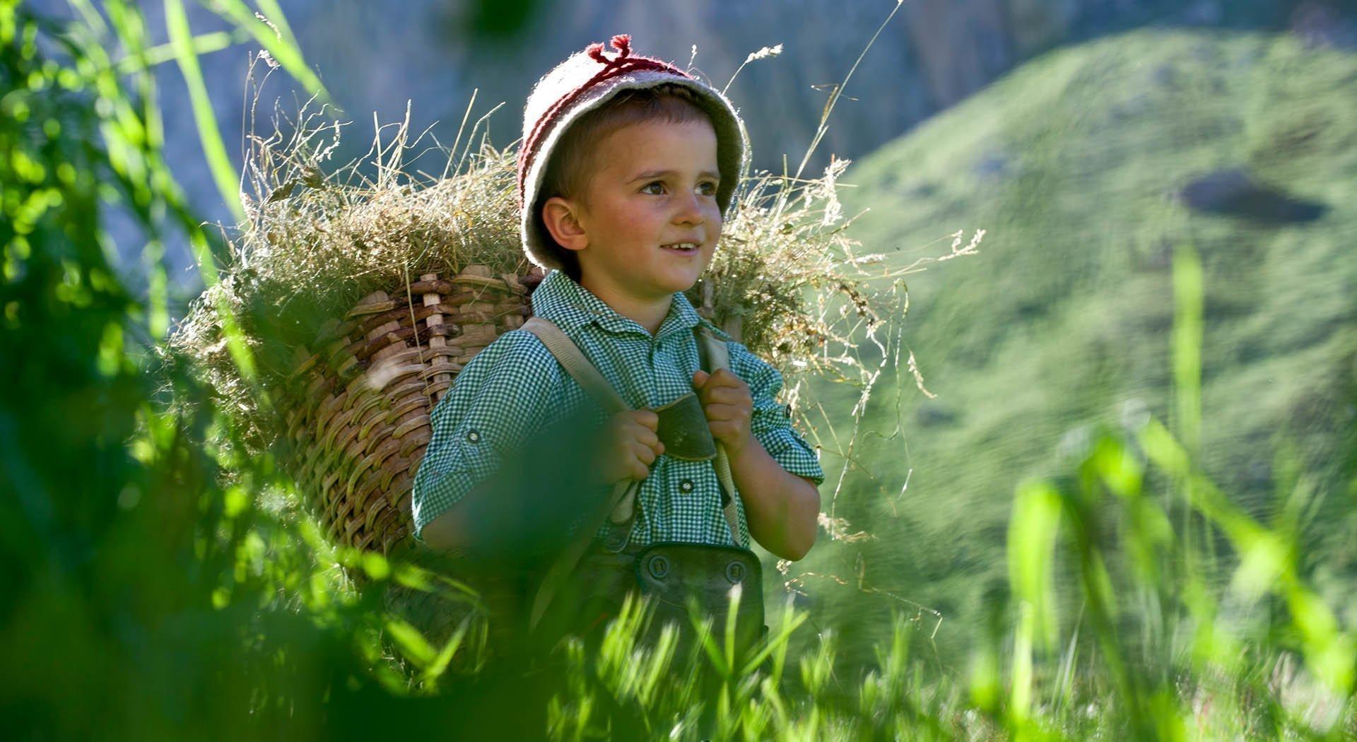 Kinderferien am Bauernhof