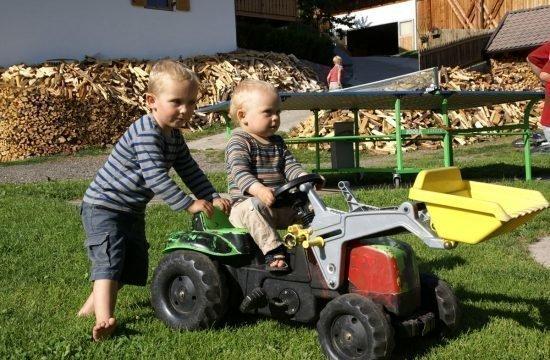 Pineiderhof Funes Children's Paradise South Tyrol